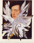 {Dress You Up}  Guy XVII, Count of Laval by Francois Clouet & tricked out by OC François Clouet (c. 1510–22 December 1572) son of Jean Clouet, was a French Renaissance miniaturist and painter, particularly known for his detailed portraits of the French ruling family.