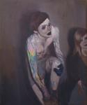 2010. 120 x 100 cm. Oil on canvas-Alexander Tinei