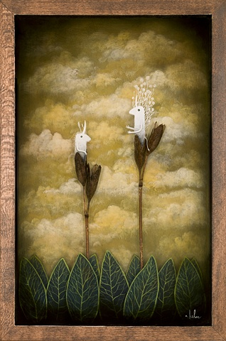 Grand Musings of the Minuscule, 2012, Andy Kehoe