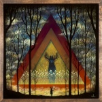Summoning the Dusken Wanderer, 2012, Andy Kehoe