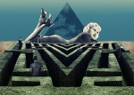 Labyrinthic Love  (Julien Pacaud)
