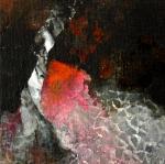 ...folgen ihrer Rosenspur, 2011, Ulla Gmeiner