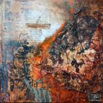 The flow of life / Der Strom des Lebens, 2011, Ulla Gmeiner