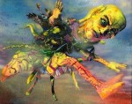 Jason Robert Bell, The Fire Inside, 2009