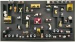 Sarah Hicks, Curio, 2006, Ceramic, Mixed Media Installation
