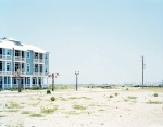 NEW CONDOS ON THE BEACH AFTER HURRICANE IKE IN RON PAUL'S HOME DISTRICT, GALVESTON, TX JUNE 2009