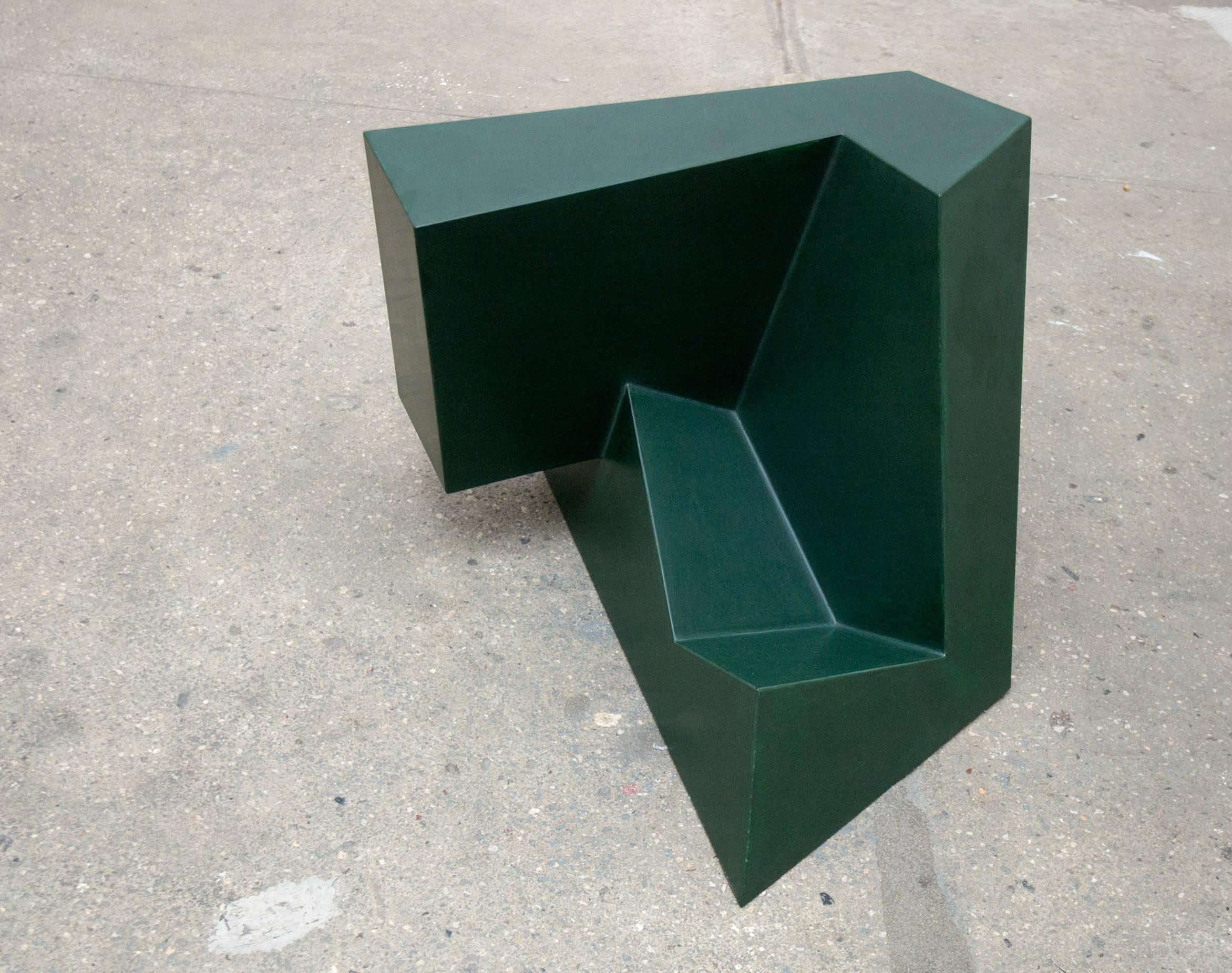 Garth Evans Under Foot, 1987 Epoxy resin, fiberglass, paint