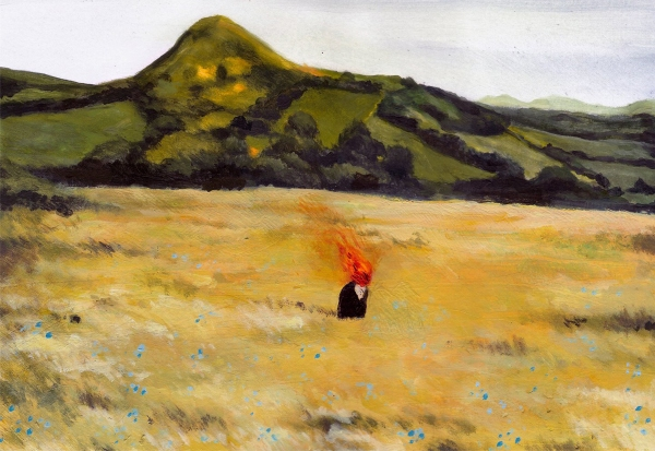 """La nube roja: The Red Cloud,"" David De Las Heras"