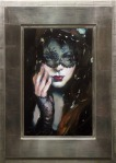 "Malcom T Liepke ""Gypsy Girl""  Oil on Canas 2013"