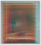 Anonymous Painting 3D #V2 AIC_02_273_01, inkjet on cotton, 40x36 inches, 2013