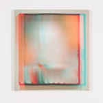 Anonymous Painting 3D #V2 PG_F3_20C_01, inkjet on cotton, 28x26 inches, 2013